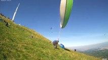 week end de parapente au Puy de dôme avec Freevol