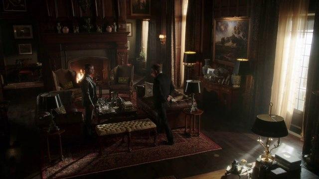 GOTHAM - Bruce Wayne & Alfred Pennyworth [VO HD1080p]