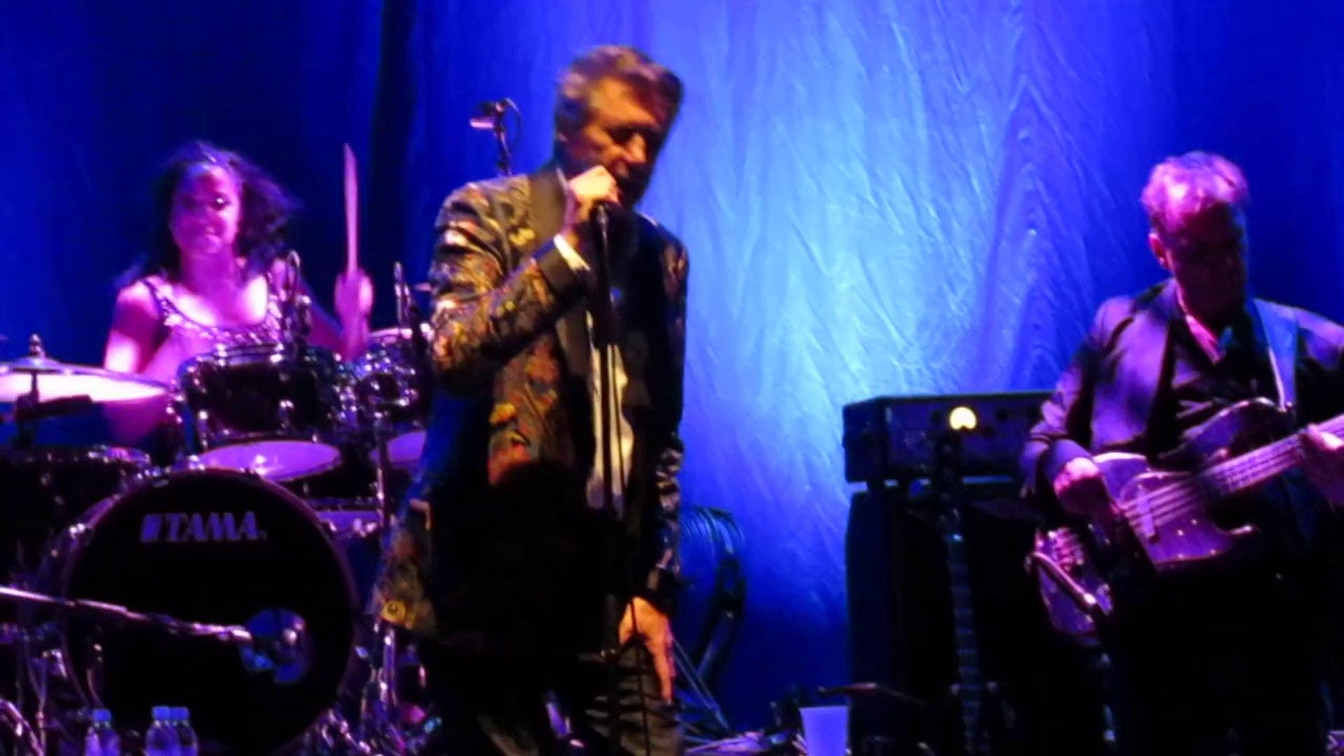 Bryan Ferry - Loop de Li (New Single - HD Live in Montreal 2014)