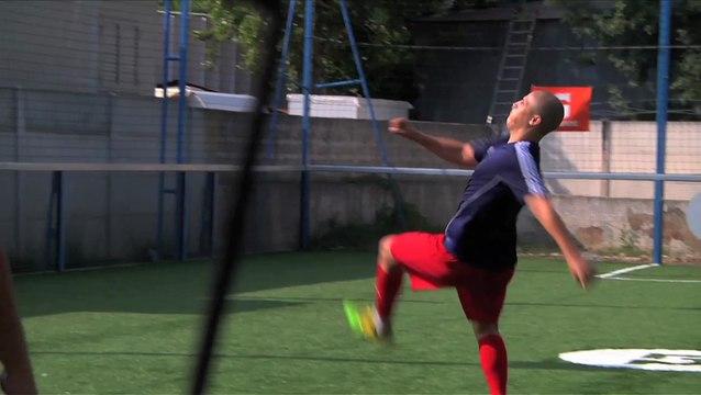 Finales des Masters Soccer Park 2014 à Antibes: du jeu, du soleil et de la fête !