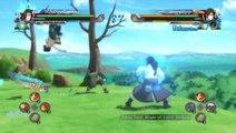 Neji Hyuga VS Sai In A Naruto Shippuden Ultimate Ninja Storm Revolution Ranked Xbox Live Match / Battle / Fight