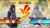 Orochimaru VS Sage Mode Kabuto In A Naruto Shippuden Ultimate Ninja Storm Revolution Match / Battle / Fight