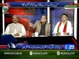Rauf Klasra Blasted Parliamentarians & Aitzaz Ahsan, Ch Nisar Hypocrisy and Nandi Pur Corruption