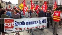 Rassemblement des retraités du Calvados