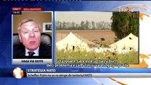 Jaap de Hoop Scheffer - Nu cred că Putin va încerca să intre pe teritoriul NATO. Va regreta. Putin se laudă că poate cuceri în câteva zile capitalele ţărilor baltice, Varşovia şi Bucreştiul.