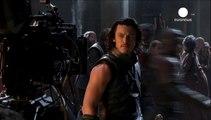 "Luke Evans in ""Dracula Untold"""