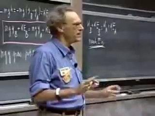 Klasik Fizik Dersleri 11 - İş, Enerji ve Evrensel Çekim