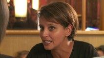 """Najat Vallaud-Belkacem : """"Nicolas Sarkozy a ses propres raisons qui sont à mon avis assez éloignées de l'intérêt général de la France"""