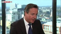 David Cameron On NHS, The Economy, UKIP & Youth Voting.