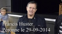 Huster aime le Courrier picard