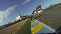 24 Heures Moto 2014 - Caméra embarquée à bord de la Yamaha du GMT94