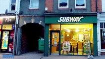 Subway Employee Dries Socks In Bread Oven