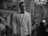 "La veste de smoking blanche d'Humphrey Bogart dans ""Casablanca"""