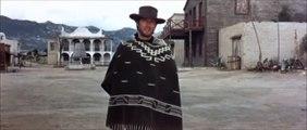 """Le poncho de Clint Eastwood dans """"Pour une poignée de dollars"""""""