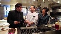 Hanging with Harris: The James Beard House - Freddy May and Chef Peter Chang