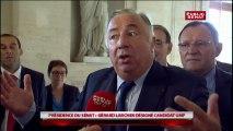 Primaire UMP pour la présidence du Sénat : Gérard Larcher élu face à Jean-Pierre Raffarin