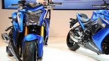 Salon de Cologne 2014 : Suzuki GSX-S 1000 & GSX-S 1000F