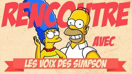Les Simpson dans le Métro - Les Aventures de Justin #4