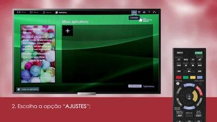 Sony | Suporte | TV | Função espelhamento de tela