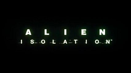 Allumée de Alien Isolation