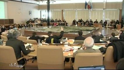 Inauguration de la rentrée du Conseil général (Essonne)