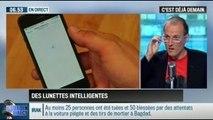 La chronique d'Anthony Morel : Des lunettes intelligentes – 01/10