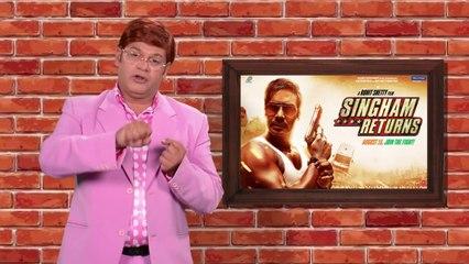 Phata Poster Nikla Story - Singham Returns - Ajay Devgn | Kareena Kapoor