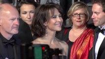 Sophie Marceau & Zhang Yimou au Festival de Cannes