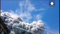 Découverte de nouvelles victimes sur le volcan japonais