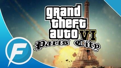 GTA 6 Paris City - Bande Annonce
