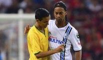 Le magnifique coup franc de Ronaldinho