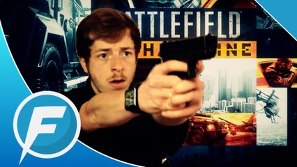Battlefield Hardline IRL !
