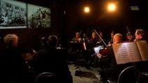 spectacle sur la grande guerre, musique, textes et images à l'abbatiale Saint Martin du Cateau