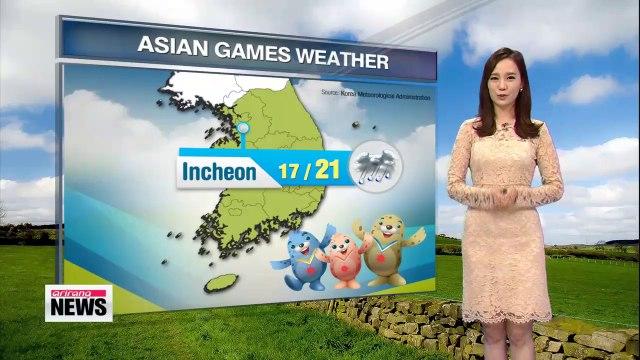 Rainy, cloudy Thursday forecast for some regions
