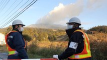 Bodies Found On Japan Volcano, Raising Toll To 48