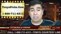 Tonys Picks Sports Betting Handicapping TV Show Free Picks Predictions Odds 9-30-2014
