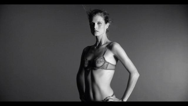 Cara Delevingne, Malgosia Bela, Liu Wen for La Perla Ad campaign (Spring-Summer 2014) Video