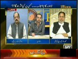 Mehmood-ur-Rasheed challenges Rana Sanaullah and all PMLN