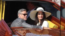 A Recap of George Clooney and Amal Alamuddin's Perfect Wedding