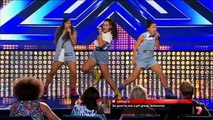 BEATZ : Hollaback Girl (Gwen Stefani Cover) à X Factor Australia 2014 (Version Longue°)