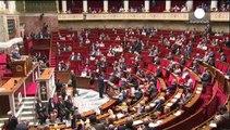 Franciaország a megszorítások ellen