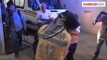 Adıyaman Otomobilin Çarptığı Motosiklet Sürücüsü Yaralandı