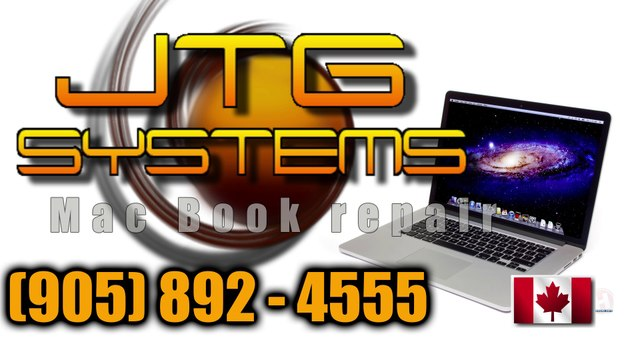 Macbook Repair St.catharines and Niagara region Mac Repair