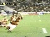 Rugby - essais tries