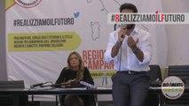 Giorgio Sorial 5 anni di movimento 5 stelle in Campania #realizziamoilfuturo - MoVimento 5 Stelle