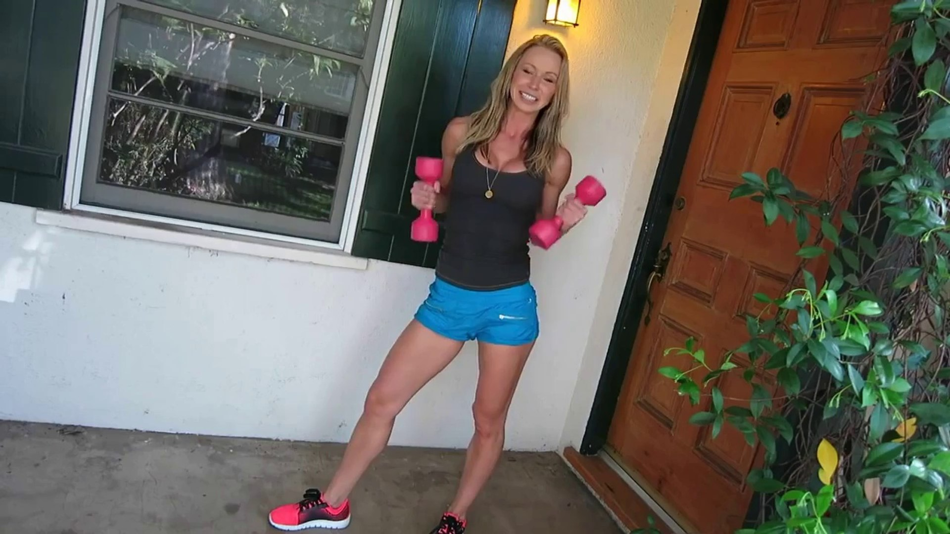 The Best Home Workout Routine Exercise Video of Daily Fitness