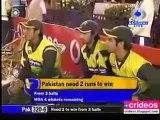 Shahid Afridi  BOOM BOOM  Match Winning 39 Runs off 17 Balls   Pakistan VS India at Mohali FINAL