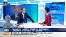 """Politique Première: La primaire socialiste, un poison """"lent"""" pour François Hollande? - 02/10"""