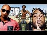 Booba, JUL, Black M, Rohff sur GTA 5 ! PARODIE clip