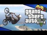 GTA 5 : BMX Freestyle ( Figures en BMX )